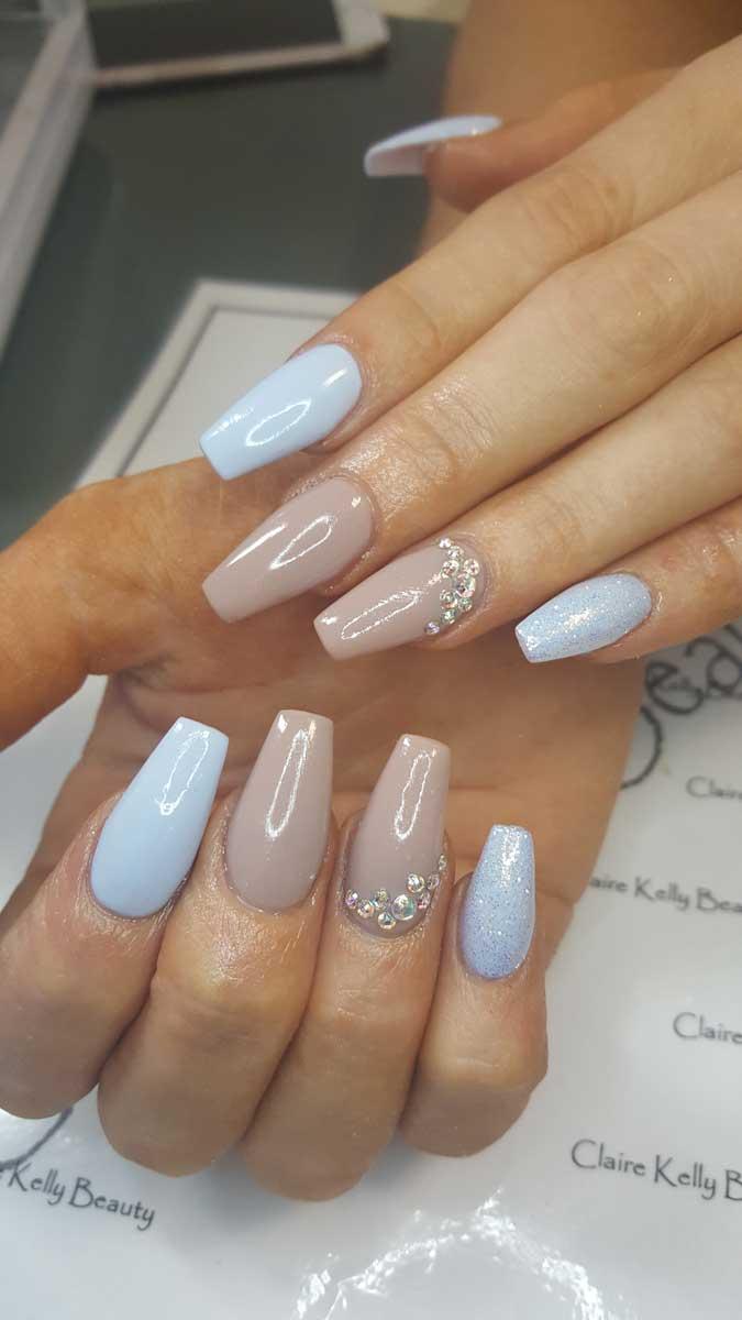 Acrylic Nails - Claire Kelly Beauty